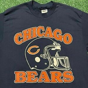 Chicago Bears Football Team Shirt Champs American Funny Vintage Gift For Men Tee