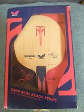 Timo Bill W7 FL Butterfly Table Tennis Blade