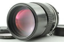 【EXC+++++】Nikon Ai 135mm f/2.8 Manual Focus Telephoto Lens from JAPAN #379A