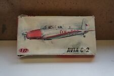 KP 1/72 scale Avia C-2 plane kit 100% complete
