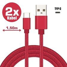 Ladekabel TYP C | MICRO USB Datenkabel SCHNELLLaden Samsung Huawei LG Xiaomi ZTE