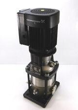 GRUNDFOS CRI 1-6 A-CA-I-V - hqqv aumento di pressione pompa   0,37 KW   1,8 m³/h