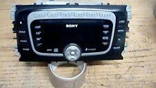 Ford Focus Mk2/Mondeo Mk4 Sony 6CD Changer.