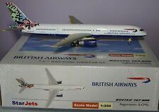 Starjets  DJBAW020 Boeing 757-236 British Airways G-CPEL in 1:200 Scale