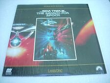 STAR TREK  III  / MOVIE USA Laserdisc