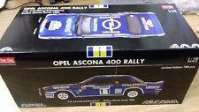 1/18 Sun Star 5357 OPEL ASCONA 400 n11 Kulläng/Berglund Rally Monte Carlo'81
