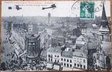 Expo Nord de la France, Roubaix 1911 French Aviation Postcard, Pioneer-Era #39