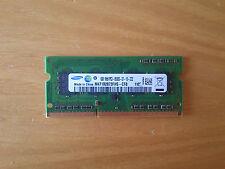 RAM Samsung 1GB PC3-8500S 6400 DDR3-1066 800 SODIMM Notebook Laptop MacBook iMac