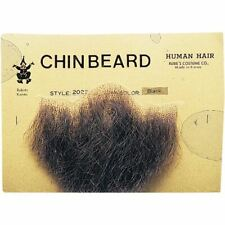 Real Human Hair Goatee Beard