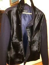 ⭐️⭐️⭐️ Emporio Armani Collezioni Jacket Mens £950 Fur UK40 IT50 L Gay ? ⭐️⭐️⭐️