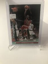 1992-93 Fleer Ultra Michael Jordan #27, Chicago Bulls, HOF