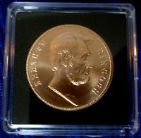 Abraham Lincoln ~ U.S. Mint Presidential Series Commemorative Bronze Medal