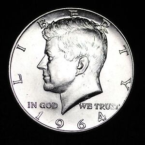 2000 D  Kennedy Half Dollar ~ Nice  BU Condition