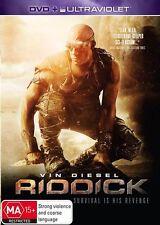 Riddick (DVD, 2014) Vin disel (region 4)