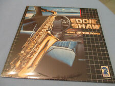 EDDIE SHAW. KING OF THE ROAD 1985 SEALED ROOSTER BLUES R7608