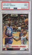 1993/94 Hoops All Star Michael Jordan #257 PSA 9