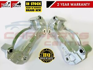 FOR MITSUBISHI L200 2.5 DID FRONT LEFT RIGHT BRAKE CALIPER CARRIER SET LH RH