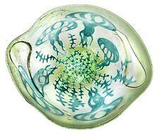 Kosta Boda UNDERWORLD Platte grün dish green Olle Brozén 50 cm 7070802 °