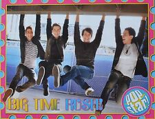 BIG TIME RUSH - A2 Poster (XL - 40 x 52 cm) - Fan Sammlung Clippings Ausland USA