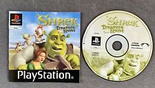 Shrek Treasure Hunt Sony PlayStation 1 2002 PS1 PSX PAL Spiel Game