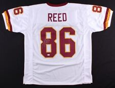 c18a2a5619a89 Jordan Reed firmado Redskins Jersey (JAMES SPENCE AUTHENTICATION) 2016 Pro  Bowl tight end Florida Gator