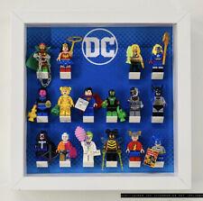 Display Frame case for Lego DC Comics minifigures Series CMF 71026 no figures