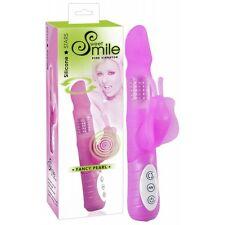 Vibratori RABBIT IN SILICONE Articoli intimi erotici per Donna sex toys