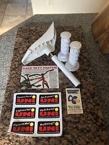Uni Mini Bmx Seat & Hand Grenade Grips