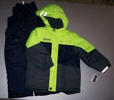 NWT OshKosh Boy's Snowsuit 2 Piece Size 3T