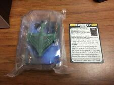 Star Trek Attack Wing Q Continuum Month 3 Op Kit I.R.W Terix & Ready Room