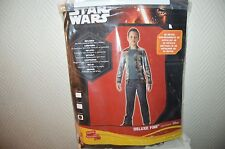 DEGUISEMENT CHILD DELUXE FINN 3D 13/14 ANS COSTUME FILM STAR WARS AWAKEN  NEUF