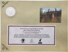 Collectible Coin Bucks Bulls    : H1740S