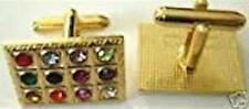 HIGH PRIEST Breastplate 12 Tribes CUFF LINKS mormon lds