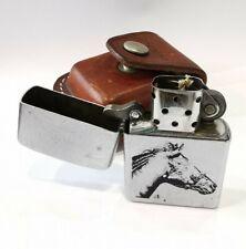 Lighter Zippo With Case Belt Ref56553