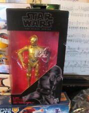 Star Wars Force Awakens 6 inch C-3PO #29 NEW IN PACKAGE Black Series