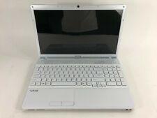 Sony VAIO VPCEB24FX Laptop   Intel Core i3-350M 2.26GHz 4GB RAM 500GB HDD