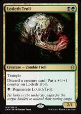 MTG Magic - (R) Commander Anthology - Lotleth Troll - NM/M