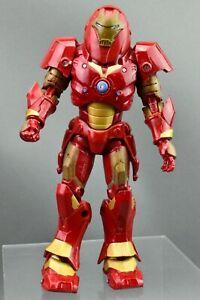Marvel Legends Iron Man Armored Avengers Hulkbuster Heavy Artillery