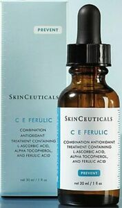 NEW SKINCEUTICALS CE FERULIC SERUM FULL SIZE 30ML SEALED IN BOX 100% AUTHENTIC