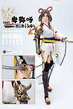 Original Effect Army Attractive VOL.12 Himiko 1/6th Scale Figure # OE-VOL12