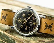 "Masonic watch Vintage Soviet men's watch called ""VICTORY""( Pobeda)"