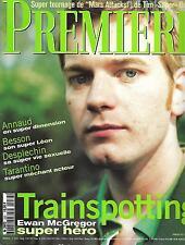 PREMIERE Nº232 JULIO 1996 MCGREGOR/ CANNES/ BURTON/ ANNAUD/ GAYET/ DESPLECHIN