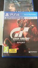 GT - Gran Turismo Sport para PS4