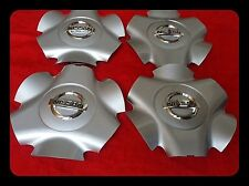 NEW 4pcs. 1997-2004 Nissan Pathfinder Wheel center hub caps set 40342-5W515