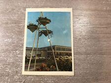 COLORVOX Ton Bild Postkarte Fricke Katona Peters Da Draußen Im Duftigen Garten
