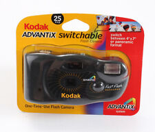 KODAK ADVANTIX SWITCHABLE IN SEALED BLISTER PACK, ONE-TIME-USE, AS-IS/cks/201567