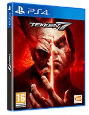 TEKKEN 7 PS4 NUEVO CASTELLANO FISICO PRECINTADO ESPAÑOL