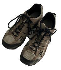 Mens Columbia Techlite Omni-Grip Hiking Trail Comfort Shoes Brown