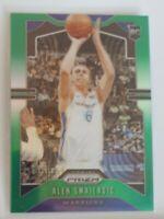 2019-20 Panini Prizm Alen Smailagic  Green Rookie Card #299 Holo Refractor