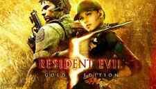 Resident Evil 5 Gold Edition Region Free PC KEY (Steam)